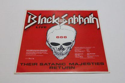 Black Sabbath Live 666