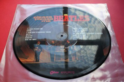 Please Please Me Pic Disc
