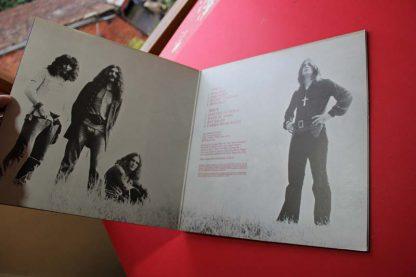 Black Sabbath Paranoid UK 4