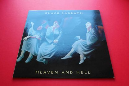 Black Sabbath Heaven and Hel
