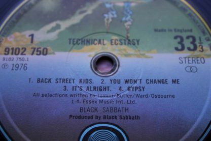 Black Sabbath Technical Ecstasy6