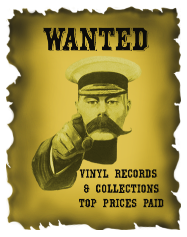 Wanted Records collections and Hi Fi Decks Top Prices Paid