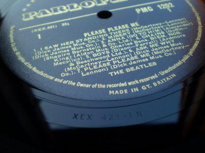 The Beatles Please Please Me 1st UK Press