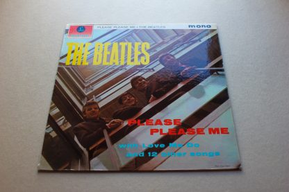 Beatles Please Please Me 1963