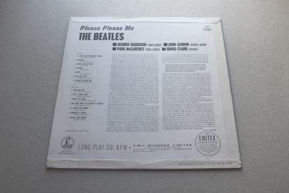 Beatles Please Please Me 1963