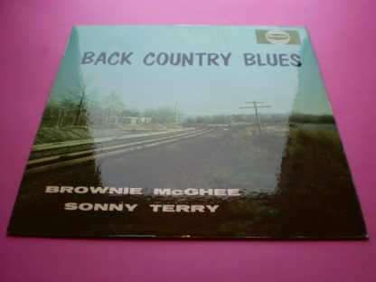 Brownie Mcghee Sonny Terry Back Country Blues