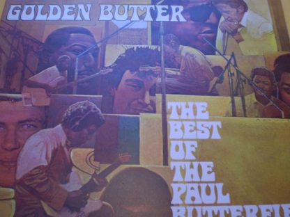 Paul Butterfield Blues Band Golden Butler