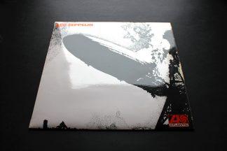 Led Zeppelin Debut UK Press