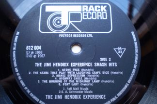 Jimi Hendrix Smash Hits