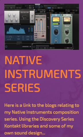 Mootzart Native Instruments Series Blog