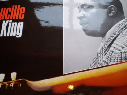 BB King Lucile Album''Lucille''Original 1st UK pressing