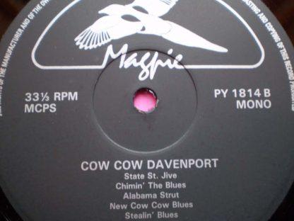Charles Cow Cow Davenport Alabama Strut