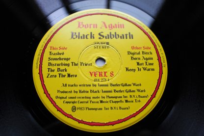 Black Sabbath Born Again