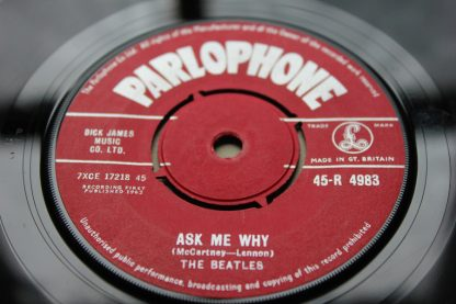 The Beatles Please Please Me 7""