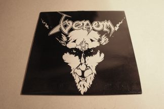 Venom Black Metal 1st UK