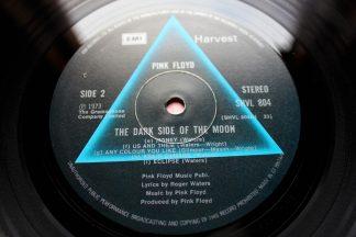 Pink Floyd Dark Side Of The moon UK Press