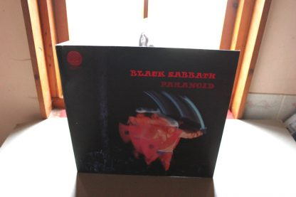 Black Sabbath Paranoid UK