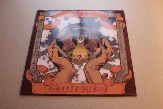 Dio Sacred Heart 1st UK Press Vertigo Mint