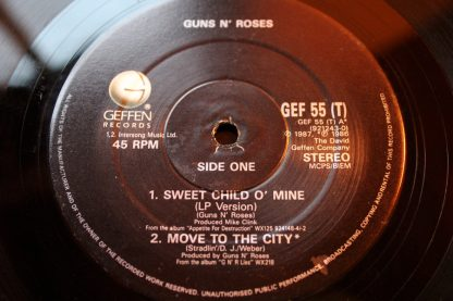 Guns N' Roses Sweet Child