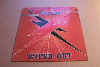 Raven Wiped out 1st UK Neat Records