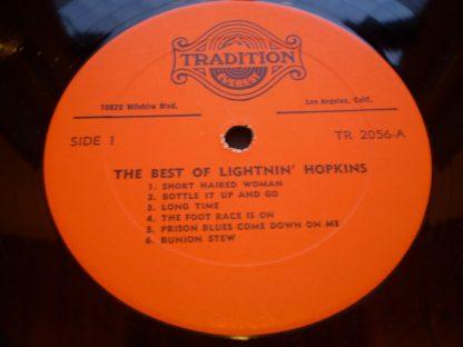 Lightnin Hopkins The Best Of