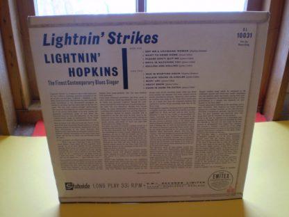 Lightnin Hopkins Lightnin Strikes