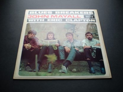 BLUESBREAKERS John Mayall With Eric Clapton