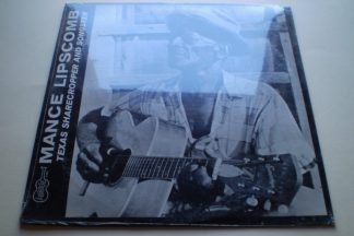 Mance Lipscomb Texus Sharecropper And Songster