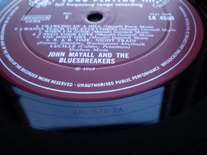 John Mayall Plays John Mayall Debut