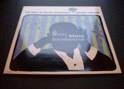 Shakey Horton The Soul Of Blues Harmonica UK PRESS