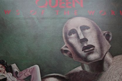 Queen News Of The World 1st