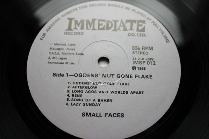 SMALL FACES OGDENS NUT