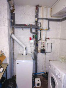 LS Plumbing Boiler Service Fitting