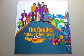 Beatles Yellow Submarine Black Lines