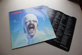 Scorpions Blackout Harvest 1st UK Press