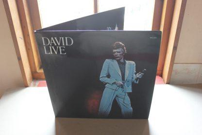 David Bowie David Live 1st UK 1974 Mint Audio Archive 2xlp