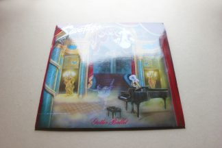 Savatage Gutter Ballet 1st Press Mint Archive Copy Rare