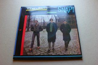 The Jam Snap 1st UK Press Double lp Mint Archive