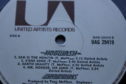 Groundhogs Hogwash 1st UK Press Near Mint Audio