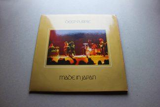 Deep Purple Live In Japan 1st UK Press Mint Archive 1U1U Earliest