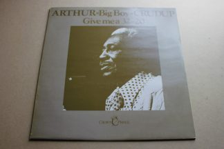 Arthur Crudup Give Me A 32-20 1st Press Mint vinyl