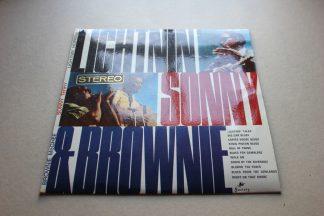 The Best Of Lightnin Sonny & Brownie 1st UK Press Stereo Blues