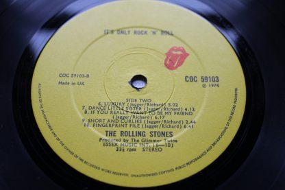Rolling Stones It's Only Rock 'N' Roll 1st UK Press Mint ArChIvE