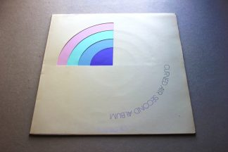 Curved Air Second Album: cat No: K-46092 1st UK Pressing Warner Brothers green Labels