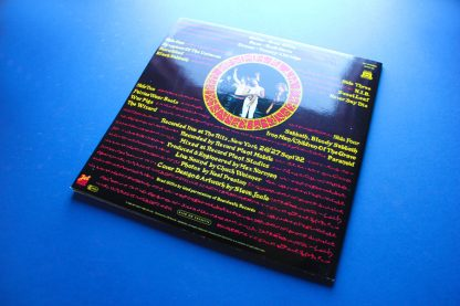 Ozzy Osbourne Talk Of The Devil 1st UK Press